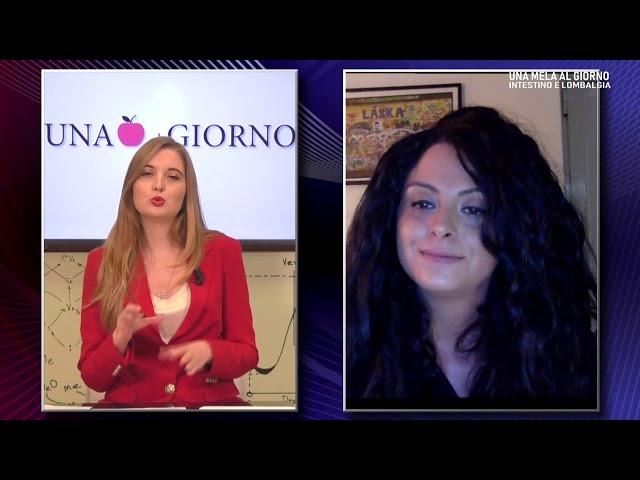 Una Mela al Giorno: lombalgia e intestino e tanto altro...nella rubrica psicosomatica e sessuologia