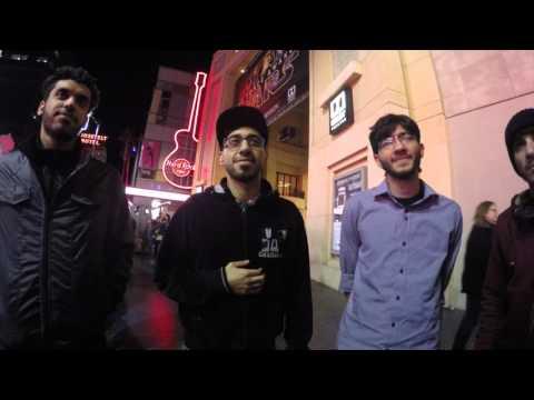 Evangelising to 5 Muslims
