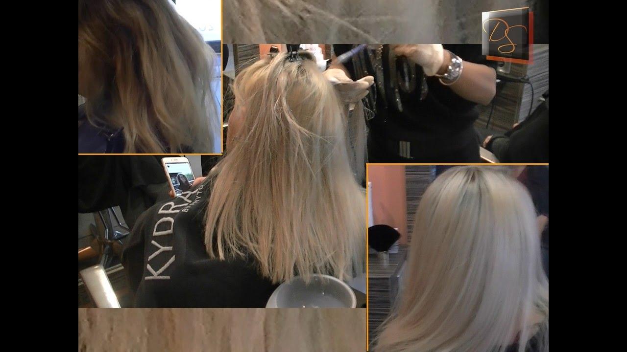 Coloriste en coiffure