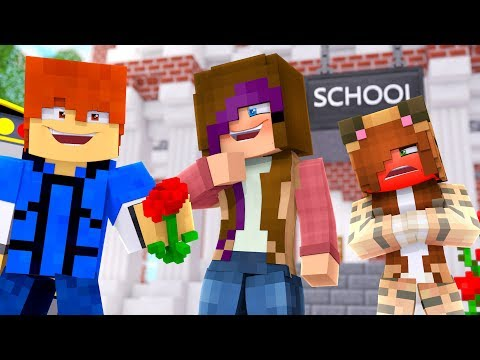 Minecraft Dragons  THE NEW GIRL !? Minecraft Roleplay  Episode 4