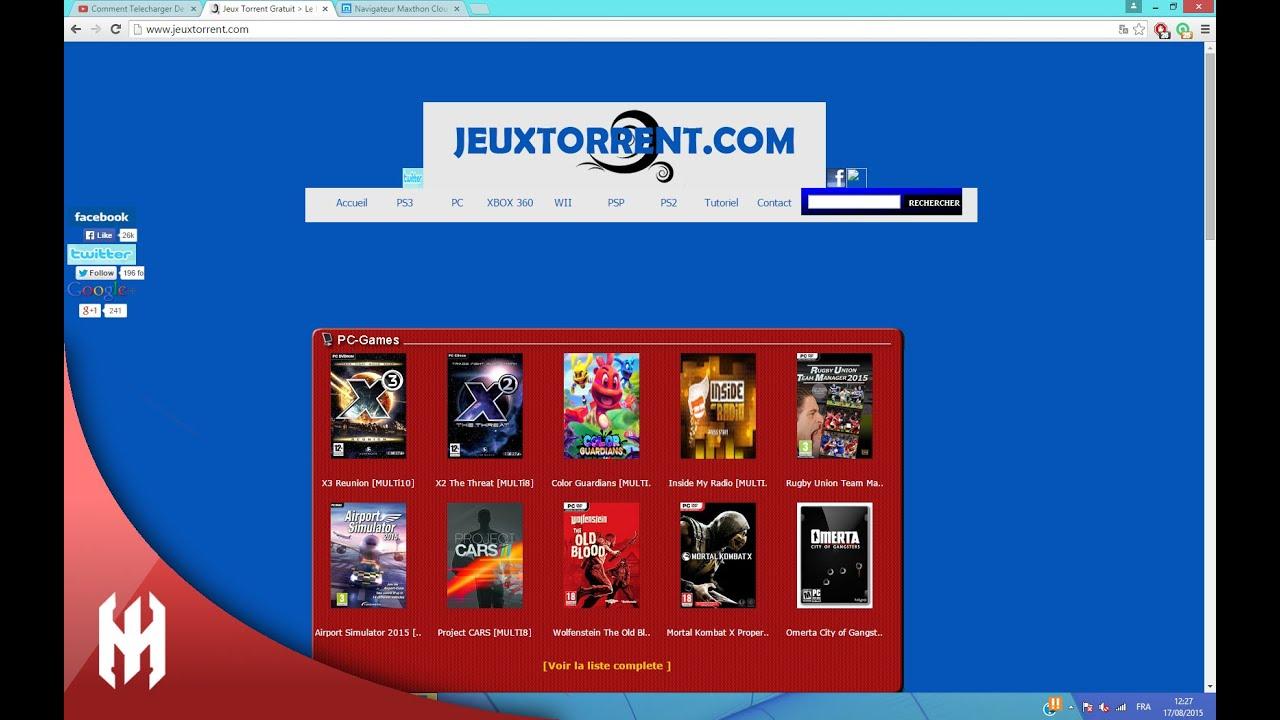 Comment telecharger des jeux pc xbox ps3 wii psp gratuit - Jeux de cuisine a telecharger gratuit ...