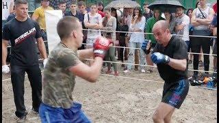 Старый КЕКС против Молодого Бойца!!!