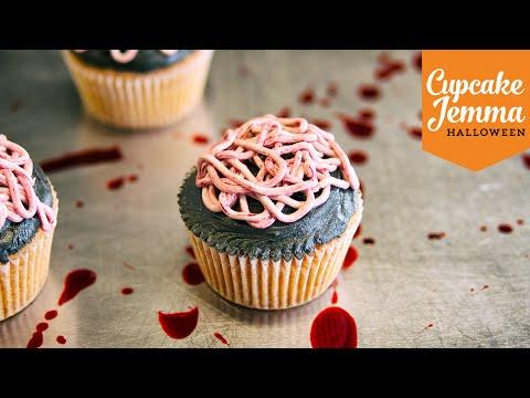 Save Halloween Special Pt.5 | Gutcake Cupcakes How-to | Cupcake Jemma Screenshots