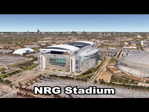 NRG Stadium - Houston - Texas - Super Bowl LI