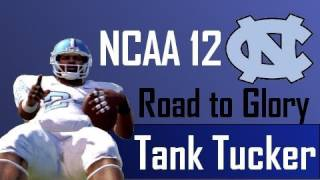 NCAA Football 12 Road to Glory| RB Tank Tucker | So. Year Sun Bowl vs Oregon| Ep. 15