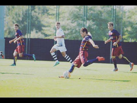 Carles Pérez 2015/2016 ● Barcelona Juvenil A