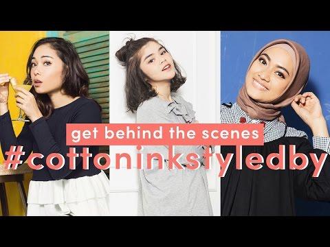 #cottoninkstyledby: Style Inspiration with Ayudia Bing Slamet, Sivia Azizah and Ayla Dimitri
