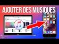🎵📲 Transférer une musique de son PC/Mac vers son iPhone !