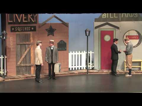 Music Man 4th Period Hughson High School Drama
