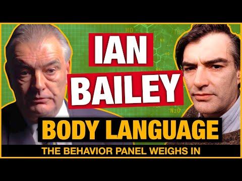 Ian Bailey Interview RTÉ Body Language Analysis (True Crime Netflix Series Sophie: 2021)