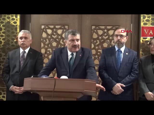 Bakan Koca: Türkiye'nin aşılama oranı yüzde 96