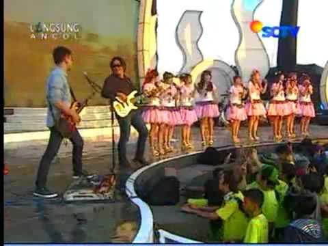 Cherrybelle   Gang Kelinci   Ancol SCTV 22 Juni 2012