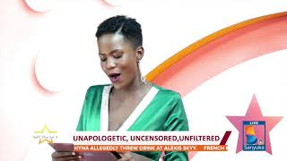 Uncut: Diamond Platnumz Lover was Scared to Meet his Mother