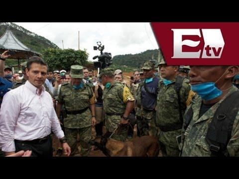 Enrique Peña Nieto ordena campaña de reposicionamiento de Acapulco  / Titulares con Vianney Esquinca