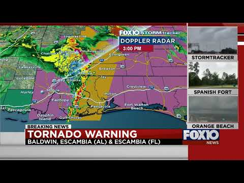 Tornado Warning Youtube