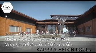 By Iisalmi - Kauppis-Heikin hirsikoulu