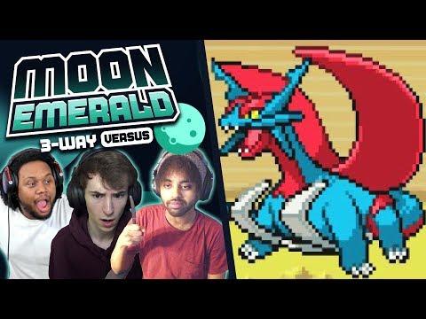 NEXUS IS WINNING - Pokémon Moon Emerald Randomizer ...