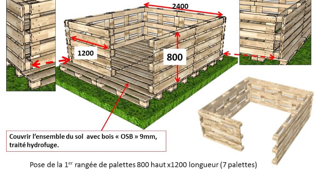 Salon De Jardin En Palette Europe