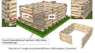 Construire Une Cabane Avec Des Palettes Le Tutoriel Videos Facile Mega Tuto Tous Les Tutoriels Videos Pour Economiser