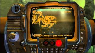 Fallout New Vegas McCarran There Stands the Grass part 6 of 7 Server Room and Finding Keely