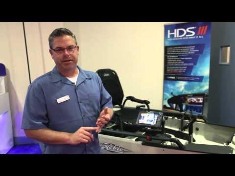 Lowrance HDS Gen 3 - Power Pole Integration