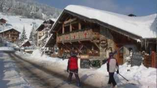 Pure Mountain Chalet Holidays - Skiing in French Alps Les Gets