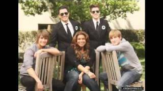 Big Time Rush - Count On You Feat Jordin Sparks (HQ)