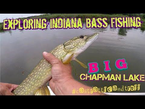 Checkin' On CHAPMAN (BIG Chapman Warsaw, IN) - Exploring Indiana Bass Fishing