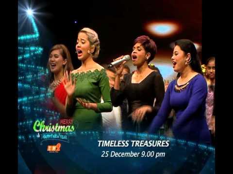 Promo Musical Drama Christmas - Timeless Treasures (Friday, 25 Dis 2015)