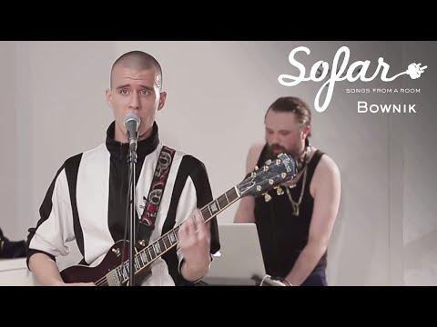 Bownik - Delfina   Sofar Warsaw
