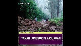 TANAH LONGSOR PASURUAN