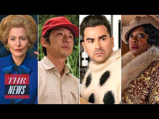 2021 SAG Award Noms: 'The Crown', 'Schitt's Creek', 'Ma Rainey's Black Bottom' Lead | THR News
