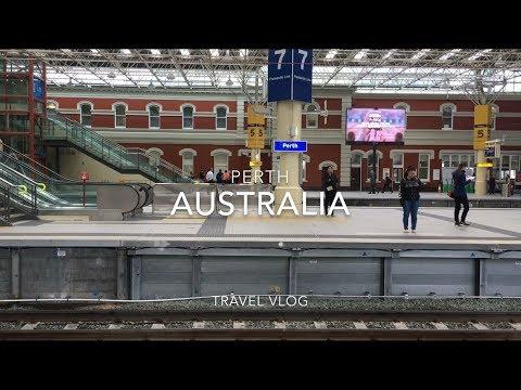 PERTH AUSTRALIA | TRAVEL VLOG 2017