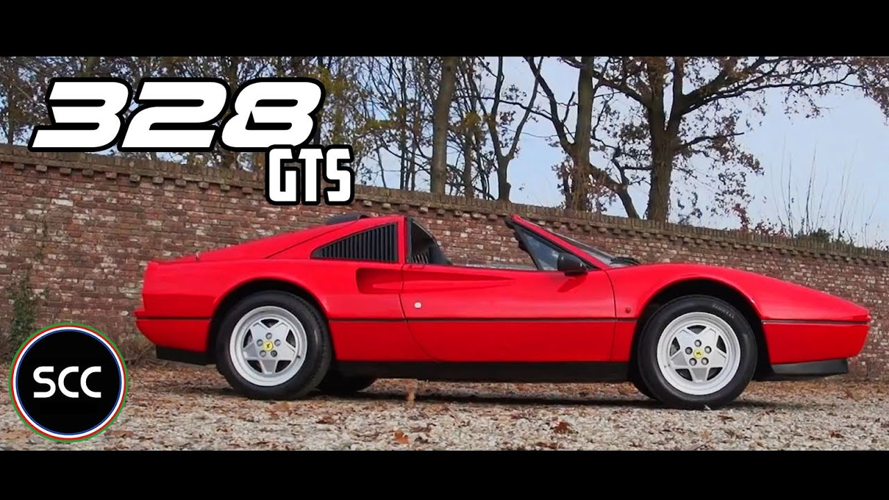 Ferrari 328 gts 1989 test drive in top gear scc tv youtube ferrari 328 gts 1989 test drive in top gear scc tv vanachro Image collections