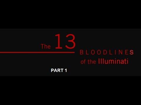 13 Illuminati Bloodlines