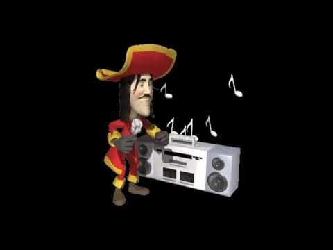 Pirate sea shanties
