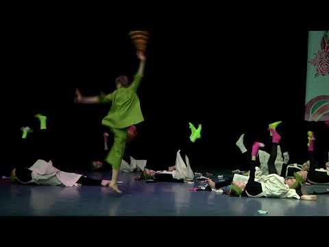 """Гала-концерт 1 Международного фестиваля-конкурса хореографического искусства""""РОЗЫ ТАТАРСТАНА""""-ч.2"""
