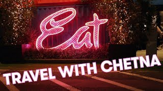 'Eat Street' food and travel - Food with Chetna