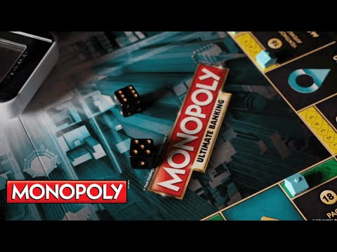 Monopoly - 'Ultimate Banking' Official Trailer - Hasbro Gaming