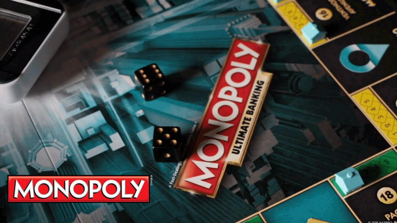 Monopoly - 'Ultimate Banking' Official Trailer - Hasbro Gaming - YouTube