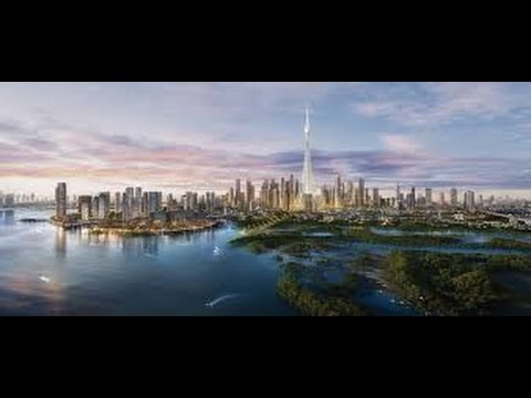 Dubai Creek Harbour Tower video (3)