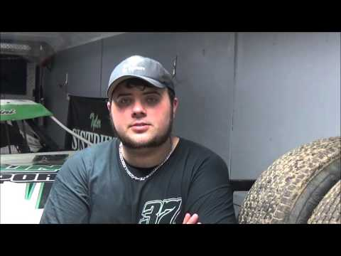 Tyler Sistrunk Motorsports - North Florida Speedway - 4-23-2016 - Post Race Interview