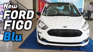 2019 Ford Figo Facelift Top Variant | Ford Figo Blu variant Explained | car Tech