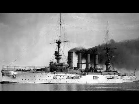 German Battleship SMS Scharnhorst Found Off Falkland Islands