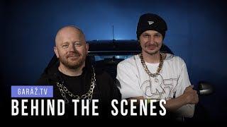 BEHIND THE SCENES | Garáž.tv