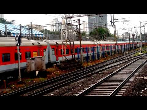 Agla Station Mumbai Central (BCT) !!! Mumbai Local Train !!!