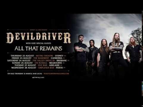 Devildriver Tour 2020 Dez Fafara from Devildriver talks Australian tour, new album in