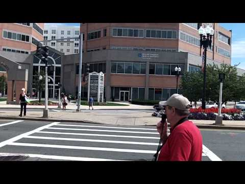 Street preaching in Quincy Ma 001