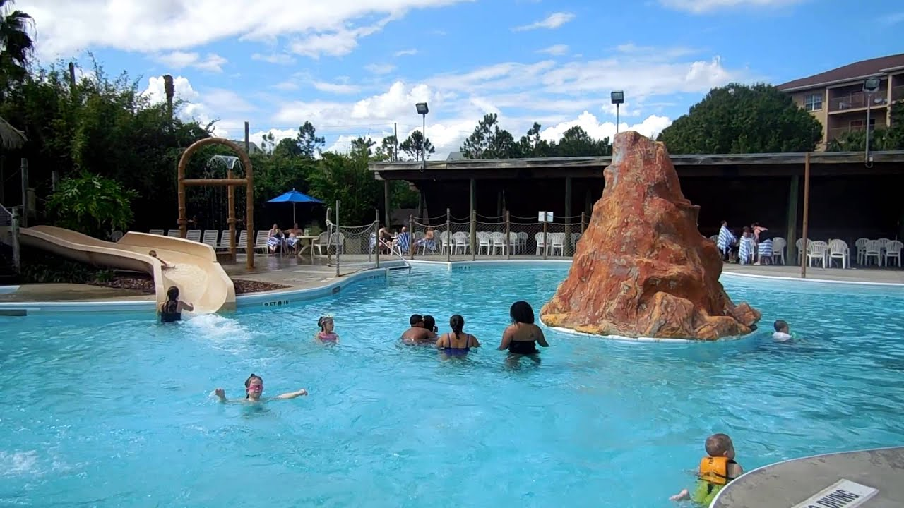 liki tiki village resort water park pool slides orlando