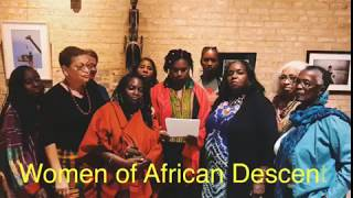 Women of Africa Descent Against Violence
